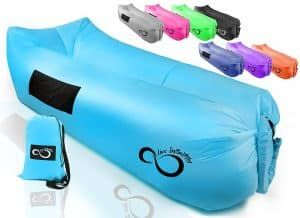 8. Live Infinitely Inflatable Air Lounge