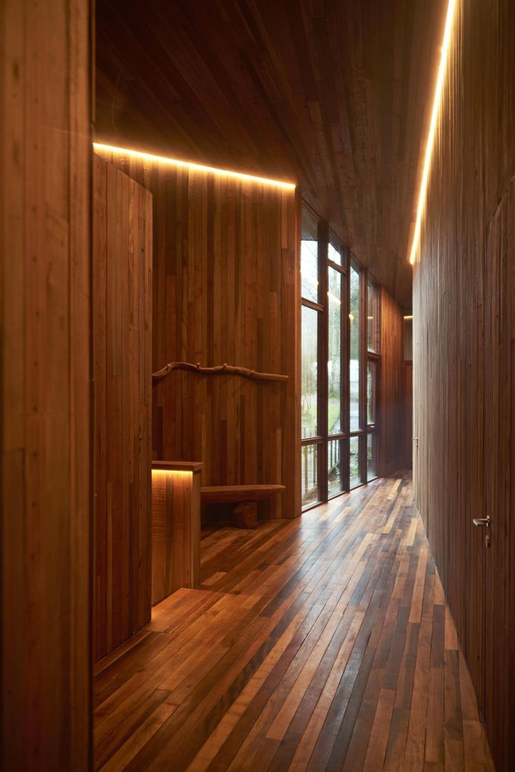 Cazu Zegers Designs Elevated Timber Retreat In The Chilean Woods Architecture Architecture Design House Design