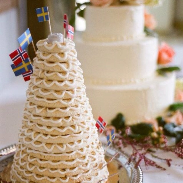 traditional swedish wedding cake recipe 17 images about kransekake on pecan pies 21161