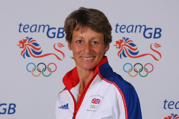 Mary King Photo - Team GB Kitting Out
