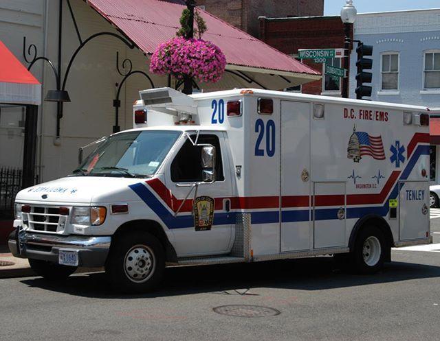 Washington Dc Fire Medic Ems Week East Coast