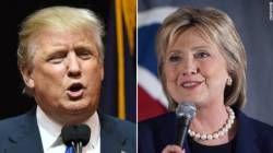 トランプ氏の支持率44.4%、クリントン氏44.1%でほぼ拮抗