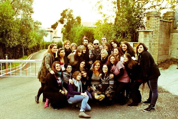 Lu Forum (Napoli e Roma) con Giuliano e Lele (negramaro) @ RDS 08/11/2012