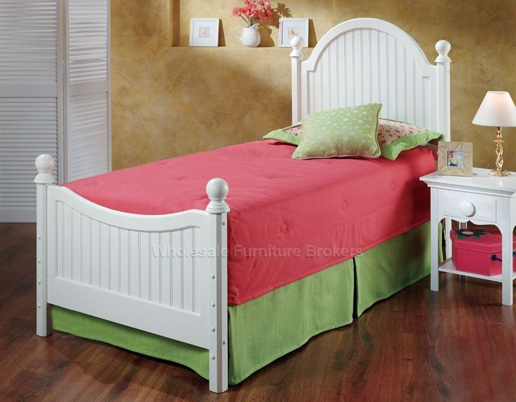 Westfield Twin Poster Bed At GoWFBca