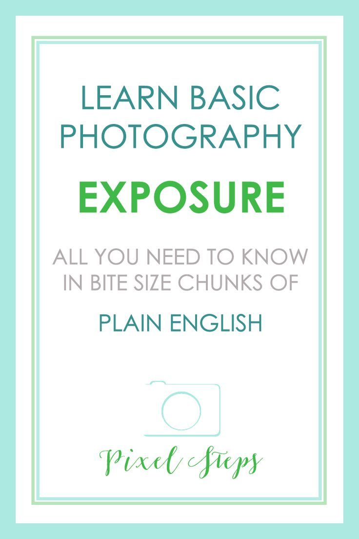 Exposure 101 and Photography Tips tutorial | Exposure advice | Learn how to use your camera