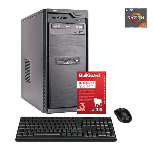 ONE PC, Ryzen 5 2400G, Radeon RX Vega 11 Graphics, 16GB »Office PC 130593« online kaufen