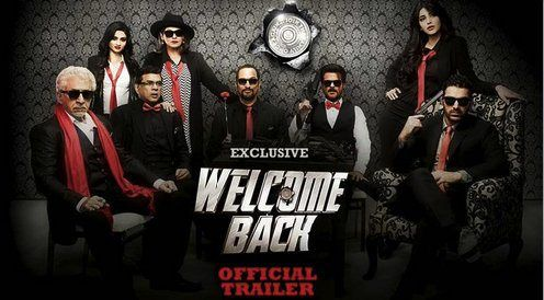 Welcome Back Theatrical Trailer Bhaais Wedding Show   Singh Is Bliing