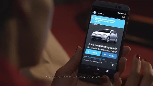 Rozmrożenie auta za pomocą smartfona?? Zimą byłoby to bardzo przydatne.
