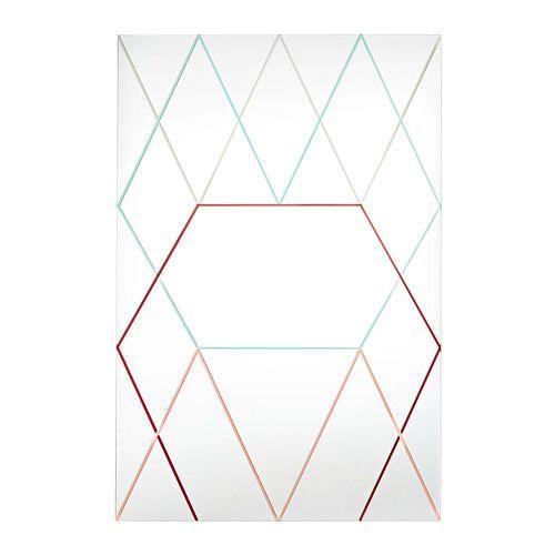die besten 25 horizontale spiegel ideen auf pinterest. Black Bedroom Furniture Sets. Home Design Ideas