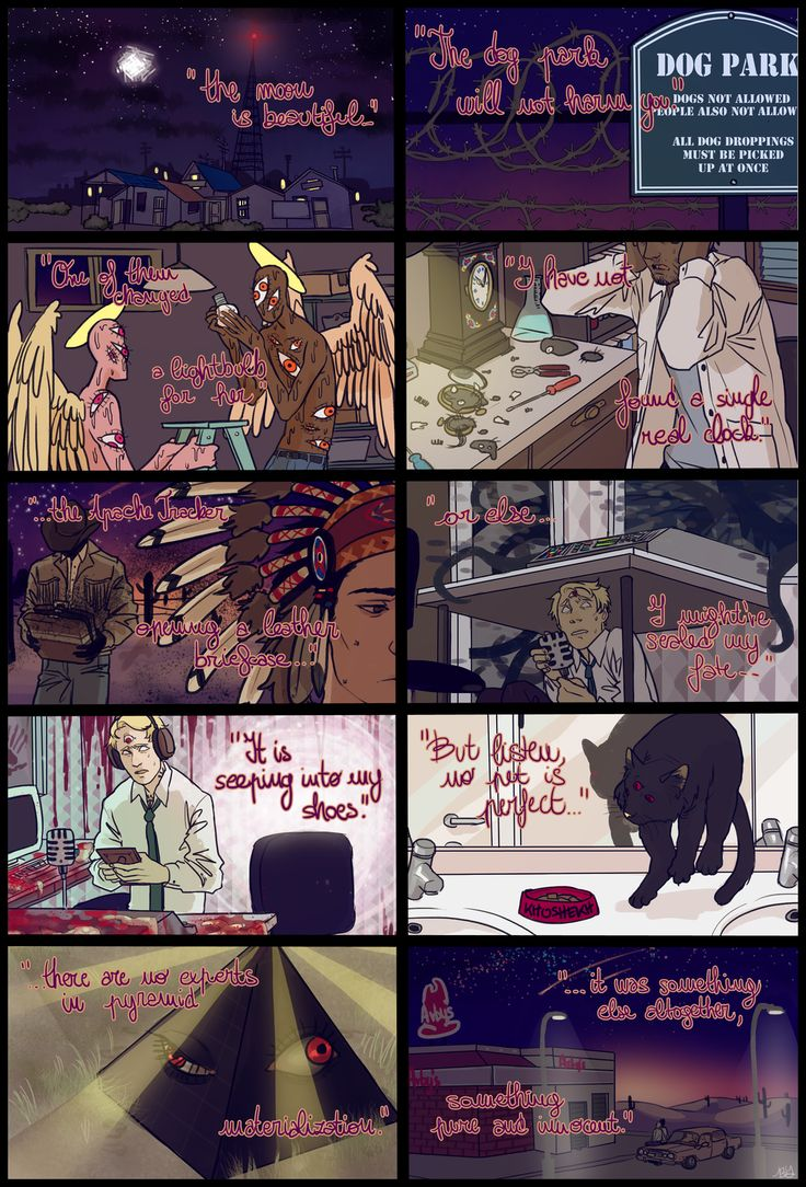 Welcome to Night Vale by Bliss41.deviantart.com on @deviantART