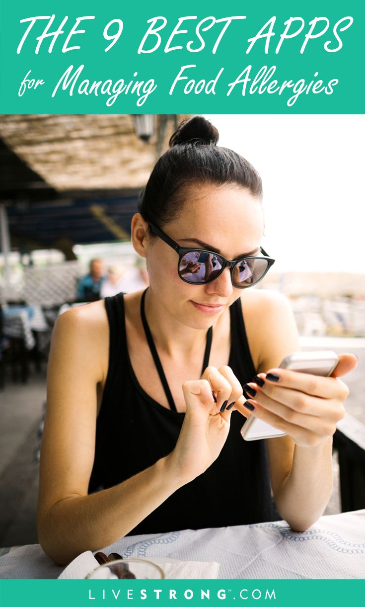 Best allergy apps: Your smartphone can help you avoid food allergens, teach you how to administer epinephrine, and help first responders access your medical history in case of emergency. These apps are worth checking out!