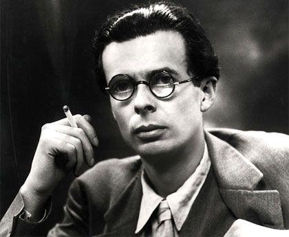 Biografia de Aldous Huxley