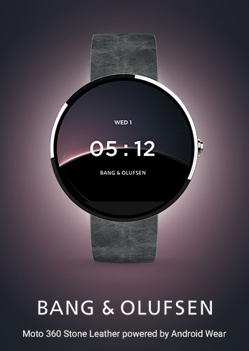 bang olufsen watch face for android wear watch faces. Black Bedroom Furniture Sets. Home Design Ideas