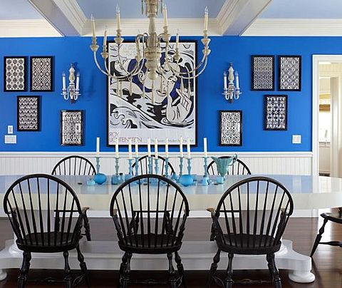 86 best black, white & accent color images on pinterest | home