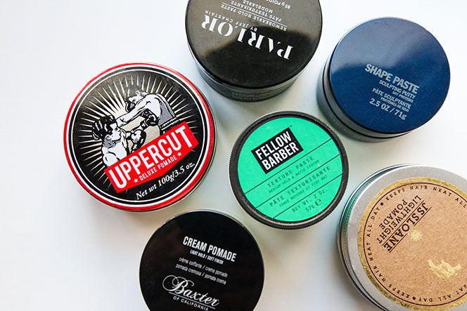 Best Men's Hair Product - He Spoke Style