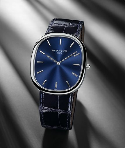 Calendar Dress Up Ideas : Patek philippe p platinum men golden ellipse