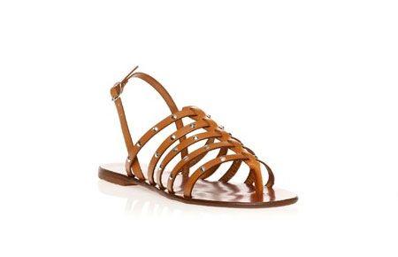 Soldes Brandalley été 2014 - Sandales Café Noir Exceptionnel : -15% supplémentaires sur les chaussures aux Soldes Brandalley Été 2014