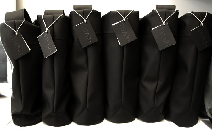 The WEST bag - Black Collection
