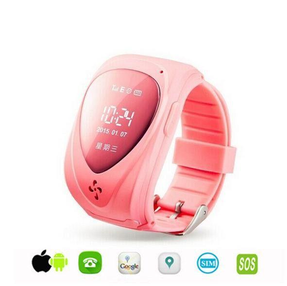 Водонепроницаемый Мини gps часы baby Go GPS Часы дети gps трекер SOS Чрезвычайных Борьбе Потерянный Умный Мобильный Телефон Приложение Браслет браслет
