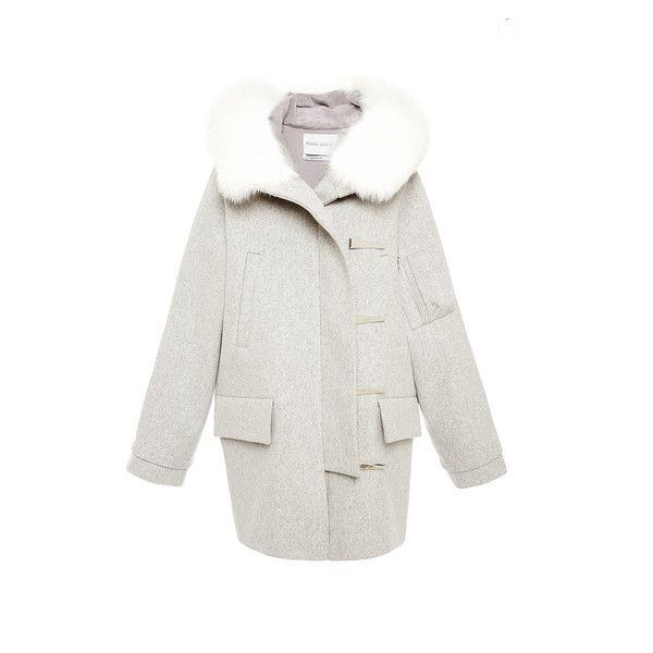 1000  ideas about Hooded Wool Coat on Pinterest | Long wool coat