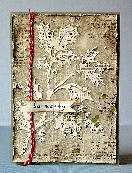 leaf journal page