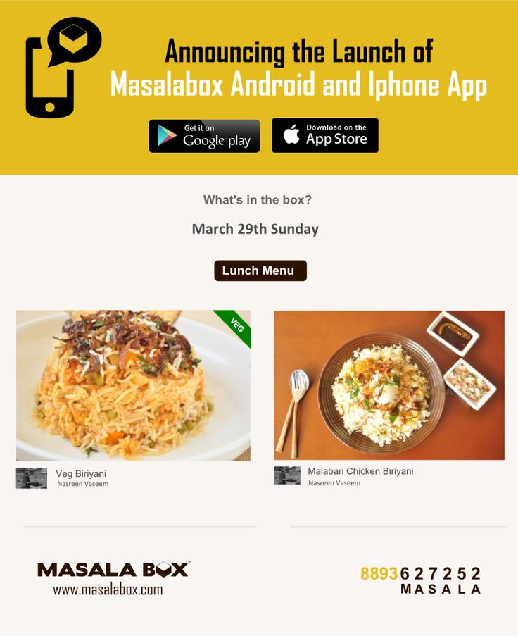 Sunday Lunch with Masalabox, 29-03-2015!