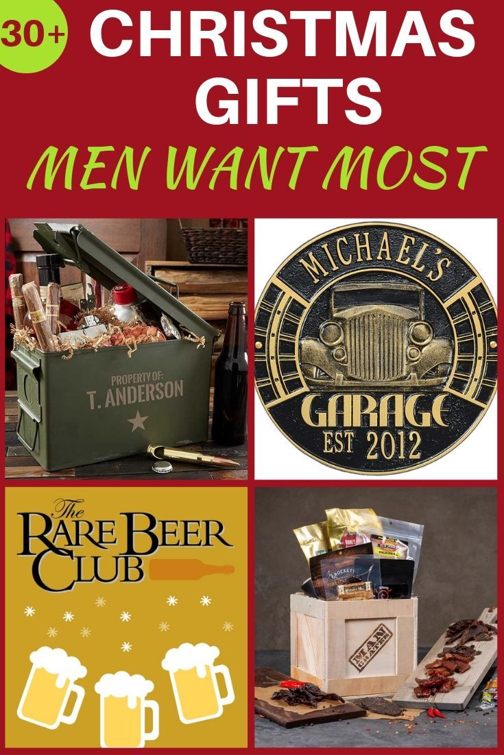 Christmas Gift Ideas for Husband Who Has EVERYTHING! [2020
