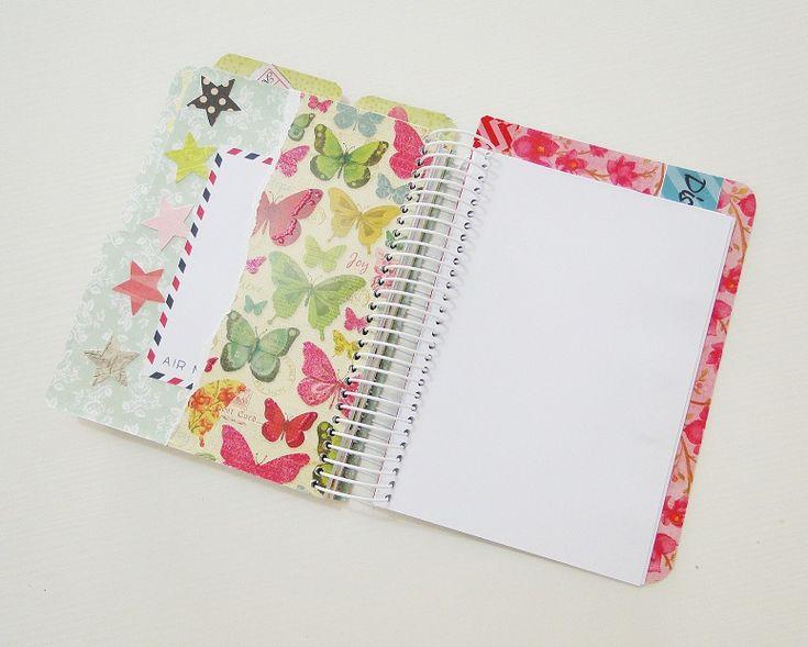 ¡Al fin está aquí! El Tutorial paso a paso de cómo crear tu propio cuaderno scrapbook