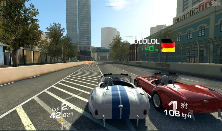 Real Racing 3 Modded APK Download For Free
