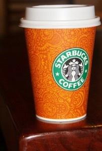 Ramadan coffee cup