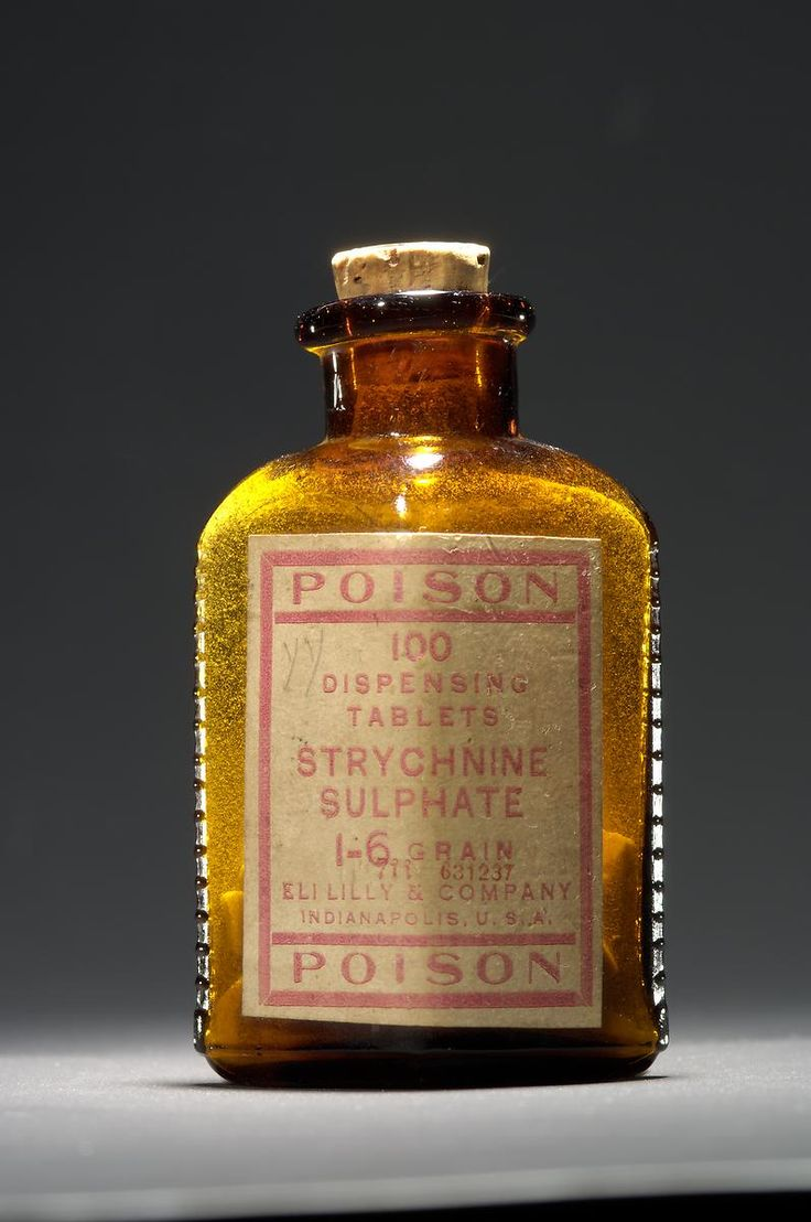 Absolute ethyl alcohol bottle vintage chemical bottle science lab - Distinctive Shapes And Textures Helped The Illiterate And Visually Impaired To Distinguish Poison Bottles From Other