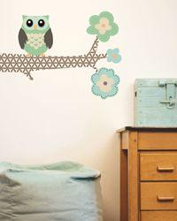 Perron 11 - Geïllustreerd kinderkamerbehang en behangfiguren