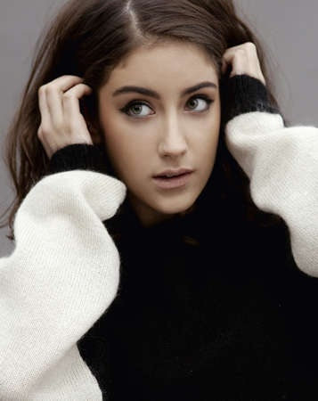 Hazal Kaya - Marie Claire Magazine Pictorial [Turkey] (January 2011)