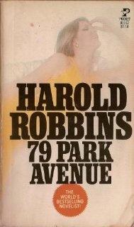 79 Park Avenue   Harold Robbins
