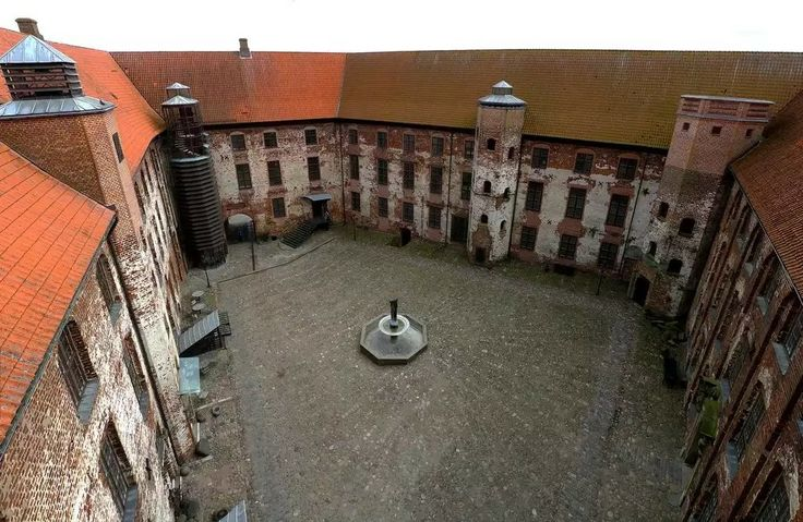 Kolding - massive seaport, Kolding Fjord, The city is the transportation center of the nation. Visiting its Koldinghus castle standing above the city center can be one of the most haunted experiences you have ever had