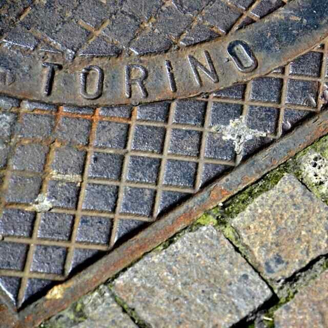 Tombino  Città di Torino