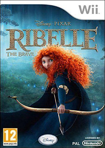 Ribelle - The Brave    NINTENDO  WII NUOVO!!!