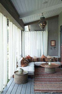 HOME - mediterranean - Porch - Los Angeles - Burdge & Associates Architects