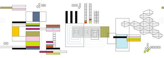 "Olaf Nicolai: ""modern dreams"" (2006) http://www.kunsthaus-artes.de/de/746886.00/4-teiliges-Bild-modern-dreams-2006/746886.00.html#cgid=t_geometrie&start=13"
