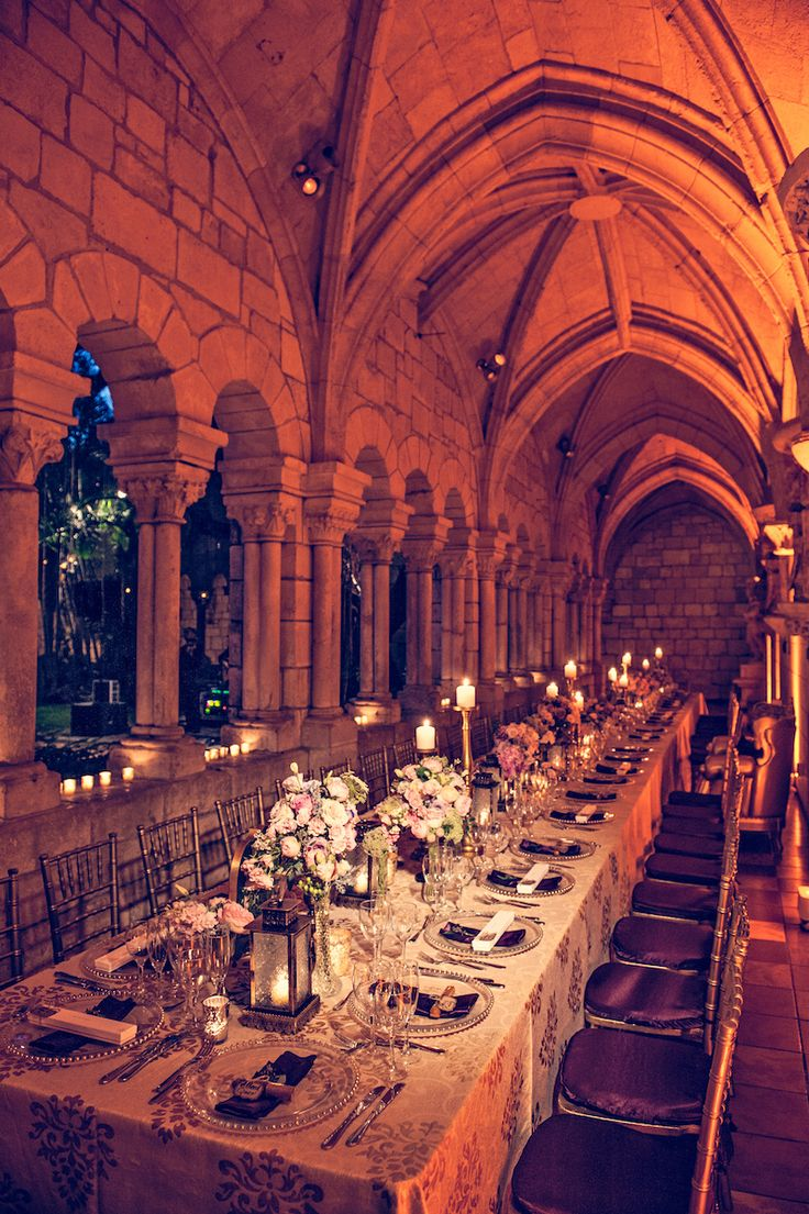 Intimate Spring Wedding at The Ancient Spanish Monastery in Miami, Florida - The Celebration Society