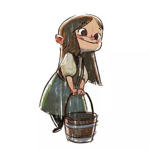 Gretel-Character Design