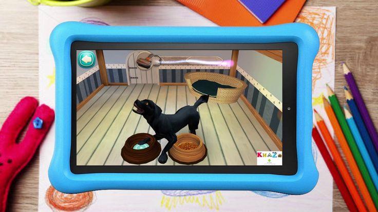Игра на андроид для детей от трех лет питомник для собак DogHotel