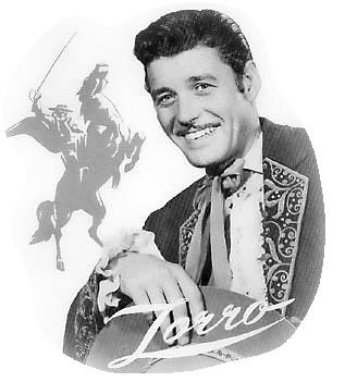 don diego della vega alias Zorro!