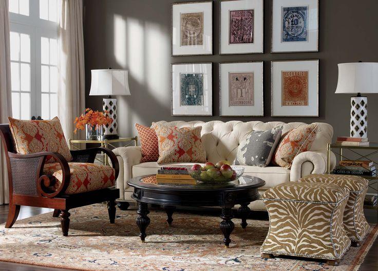 94 Best Ethan Allen Living Rooms Images On Pinterest | Living Room Furniture,  Ethan Allen And Family Rooms Part 71