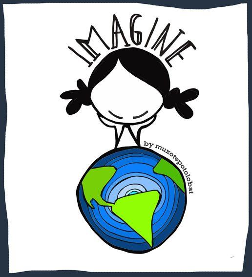 Imagino un mundo que nos abraza, y nosotros/as abrazando al mundo. Imagino las buenas noticias, las alegrías desparramadas, las ilusiones compartidas. Imagino el día en el que la música de nuestrocorazón sea el motor del mundo. El día en que las personas estemos en el centro de las decisiones. El día en el que todos/as…