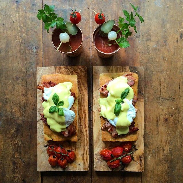 Symmetry breakfast! Instagram of the month.