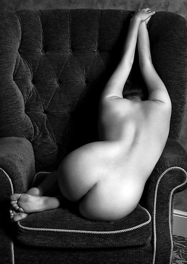 Art fine nudes white black erotic