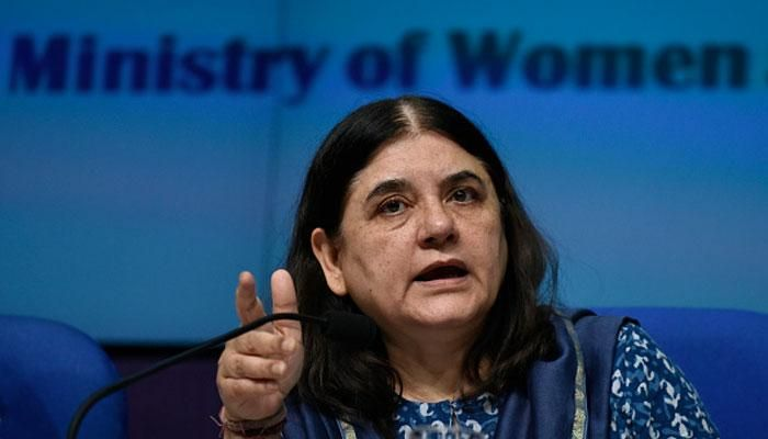 SHe-Box: Maneka Gandhi launches a new tool to fight sexual harassment at workplace