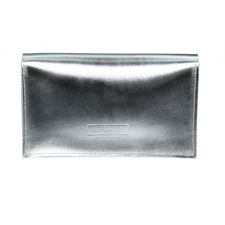 From www.thedition.com: Bags:Knockout Brix Bailey Silver Luxury Buckle Leather Clutch Bag Debenhams Bags Uk Prom With Strap For Weddings Amazon Quiz At Target Asos New Look Sale And Matching Shoes Ebay Silver Clutch Bag www.brixbailey.com