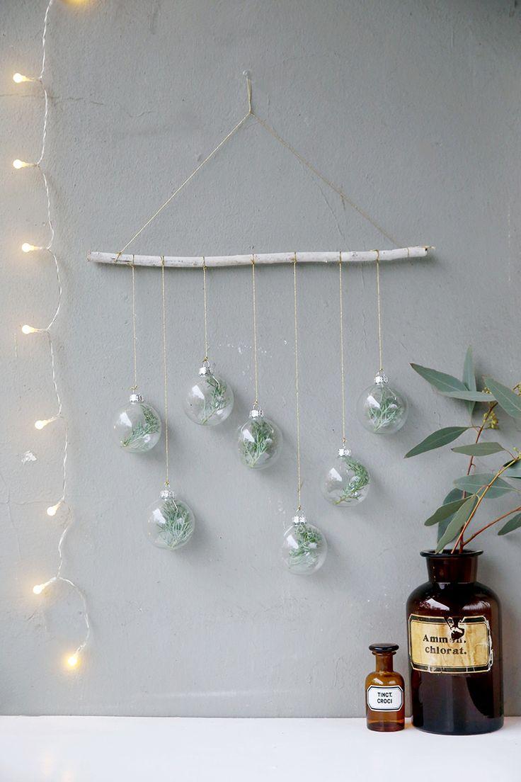 2929 besten get crafty bilder auf pinterest fotografie hacks geschenke und ablage - Selbstgemachte weihnachtsdeko ...